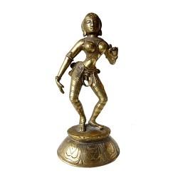 "Statuette indienne ""Danseuse"""