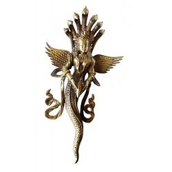 Statuette indienne Sirène...