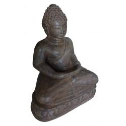 "Bouddha Assis ""Lotus"" 30 cm"