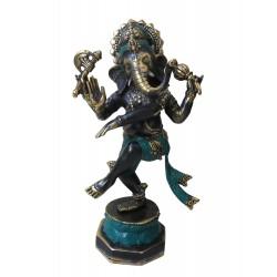 """Statuette bicolore """"Ganesh"""""""