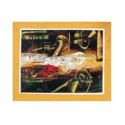 Tableau Abstrait 20 x 25 cm