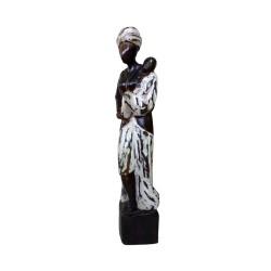 Statuette Femme Africaine...