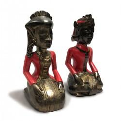 """Statuettes """"couple de..."""