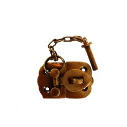 Loquet avec Chaine