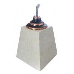 Lampe Pyramide Torche