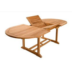 Table d'extérieur Ovale...