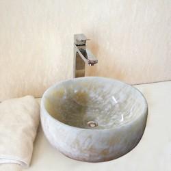 Vasque Bol  en Onyx