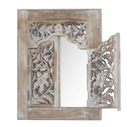 """Miroir Sculpté """"Fenêtre"""""""