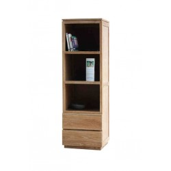 Bibliothèques avec tiroirs