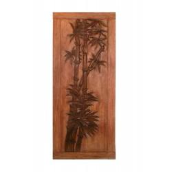 "Porte Balinaise ""Bambous"""