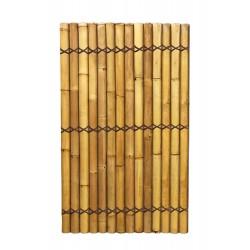 Palissade en Bambou fixe